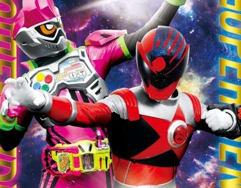 CD Twin Super Sentai vs  Kamen Rider Brings Enjoyment for Families