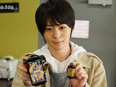 TOEI Releases Kamen Rider Build Episode 1